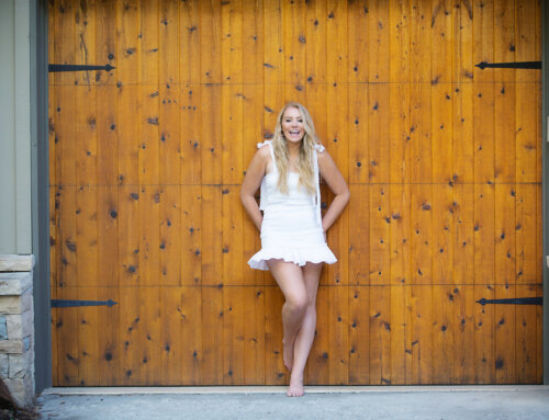 Sydney, Senior Portraits, Vail, Colorado