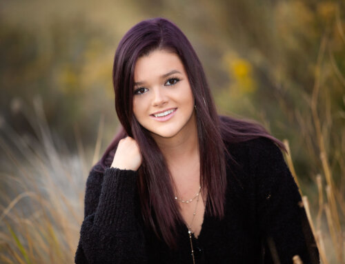 Kaya, Senior Portraits, Frost Creek