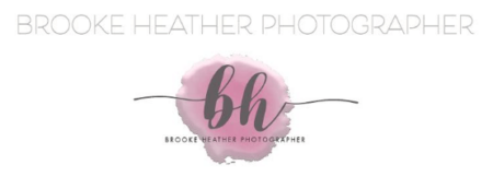Brooke Heather Photographer Logo